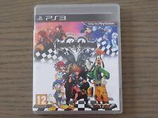 JEU PLAYSTATION 3 PS3  KINGDOM HEARTS HD 1.5 REMIX  ,