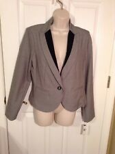 A. BYER, NWT, Women's Grey Jacket Suiting, SZ L