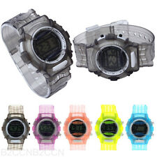 Children Boys Girls LED Watch Waterproof Students Digital Kids Sport Wrist Watch
