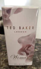 Brand New And Sealed Ted Baker Woman Eau de Toilette Spray 100ml EDT