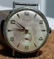 vintage orologio Swiss made EB 1197 bilanciere ok Pingard oversize