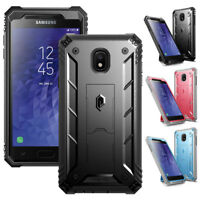 Samsung Galaxy J3 2018 Case   Poetic Rugged Shockproof Dual Layer Cover