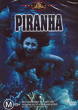 Piranha - Horror / Thriller - Bradford Dillman, Heather Menzies - NEW DVD