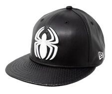 New Era Spider-Man Stealth Suit Armor 7 3/4 59Fifty Fitted Cap Hat Black MARVEL