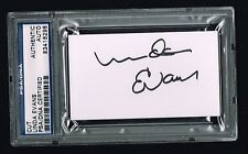 Linda Evans signed autograph auto 2x3.5 cut PSA/DNA Authenticated & Slabbed