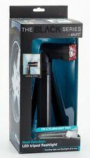 LED Tripod Flashlight Dual-Functional THE BLACK SERIES Emergency Auto Light NEW