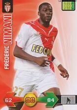FREDERIC NIMANI # FRANCE AS.MONACO CARD CARTE PANINI ADRENALYN FOOT 2010