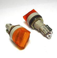 2x Littlefuse FHL18G-3 Sicherungshalter mit großer Leucht-Kappe, für 6.3 x 32 mm