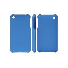 Kunststoffhülle, Hülle für Apple iPhone 3 G, 3GS Hardcase, Blau, Schutz, Case