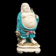 China 20. Jh. Figur - A Chinese Porcelain Figure of Budai - Chinois Cinese Chino