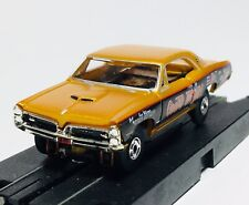 "Model Motoring '67 GTO ""GeeTO Tiger!"" Limited Edition, Black Sides, NOS New"