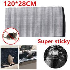 Fuerte Rata Ratones Insectos catcher Almohadilla Adhesiva Cucaracha Pegamento De Ratón Trampas Board Mat CCK