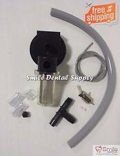 DCI Vacuum Alternative Drain Kit Assembly for Dental Cuspidor Bowl #5851 Dental