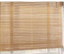 Wood 25mm Venetian Blind By Argos Natural Size 60x210cm BNIB