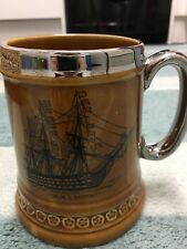 Lord Nelson Pottery Hand Crafted In England. Since 1758. H.M.S Victory