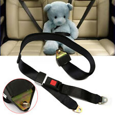 3 Point Seat Belt Safety Lap For Go Kart Cart Racing Karting Gokart Parts New