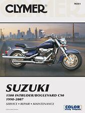 SUZUKI VL1500 1500 INTRUDER, BOULEVARD OWNERS SHOP REPAIR MANUAL 98-07,M261-2,Z