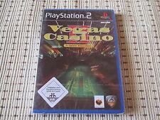 Vegas Casino 2 für Playstation 2 PS2 *OVP* Neu in Folie