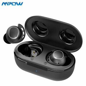 Mpow M30 Bluetooth 5.0 Wireless Earbuds in-Ear Headphones Headset Waterproof
