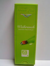 Holy Smokes Green Line Räucherkegel , verschiedene Sorten 16g, Sortiment 12 g