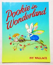 Ivy Wallace  Pookie In Wonderland  1994 Paperback Hard to Find