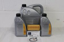 Genuine Mercedes-Benz A-Class B-Class Diesel Oil Filter & 7L Engine Oil OM640