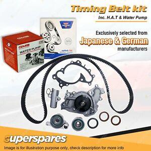 Timing Belt Kit & HAT Water Pump for Lexus ES300 MCV30R RX330 RX400h 3.0 3.3L