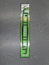"""Arctic Cat 4"""" Carbides Runners ZR Old Style & Parabolic Plastic Skis 3639-978"""