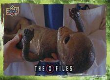 X Files UFOs & Aliens Sticker Card S-80 Essence - Zeus Genetics