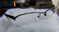 Tak2mi magnetic clip Semi Rimless Eyeglasses Frames T9564 W/O Clip  52[]18 135