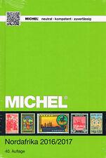 MICHEL CATALOGO OLTREMARE VOLUME 4 PARTE 1 NORDAFRICA 2016-17