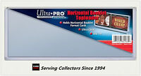 Ultra Pro Horizontal Booklet Card Top Loaders x 1 - Trading Booklet Card