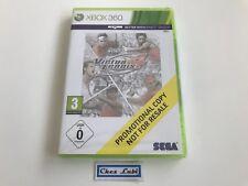 Virtua Tennis 4 - Promo - Microsoft Xbox 360 - PAL EUR - Neuf Sous Blister
