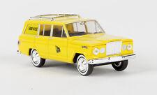 Brekina 19858 Jeep Wagoneer, gelb, TD, H0