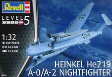 REVELL® 03928 Heinkel He219A-0/A-2 Nightfighter in 1:32