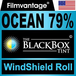 "WINDSHIELD TINT ROLL 79% VLT 36""x70"" FOR VOLVO"