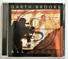 Garth Brooks CD All Access Limited Series (DVD) BRAND NEW SEALED