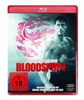 Bloodsport Blu-ray Jean Claude Van Damme