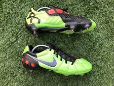 Nike T90 Total 90 Laser III SG Football Boots. Size 9 UK