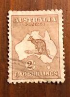 British Australia Stamp # 11 Used H $140