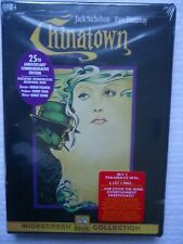 Chinatown (Dvd, 1999, 25th Anniversary Widescreen) Jack Nicholson Factory Sealed