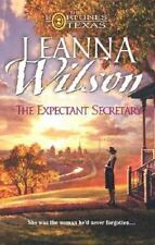 The Expectant Secretary (Silhouette Fortunes of Texas)-ExLibrary