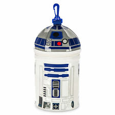 Star Wars r2-d2 R2D2 droid robot Lunch Bag Tote Box 11x6 Disney Store NEW 2015