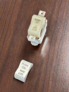 Klixon Mooney Nav Light Switch