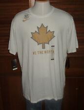 NWT Nike 2019 Toronto Raptors City Edition We The North Essential Logo Shirt 3XL