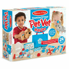 Melissa & Doug Examine & Treat Pet Vet Play Set - (8520)