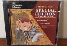 Old Time Radio/Special Edition Favorites CD. BRAND NEW SEALED!