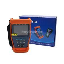 "CCTV Tester Pro 893 3.5"" LCD Tester Monitor CCTV Camera PTZ RS485 UTP Tester"