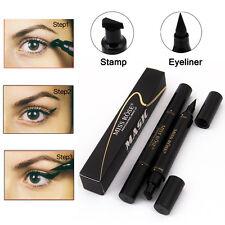 Miss Rose Brand Makeup Liquid Eyeliner Pencil Waterproof Black Color With Stamp