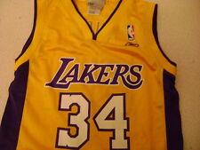 NBA Lakers Shirt Jersey Reebok S (8)yrs O'Neal